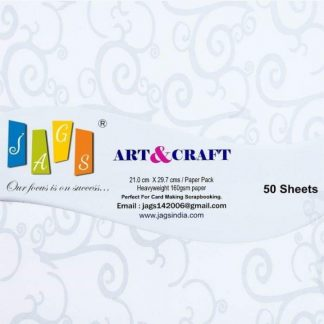 Art and Craft - Jag's Paperpack