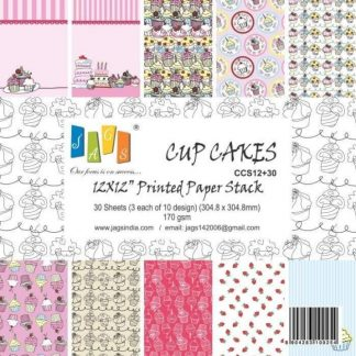 Cup cake - Jag's Paperpack