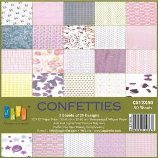 Confetties - Jag's Paperpack