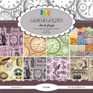 Chronologies - Jag's Paperpack