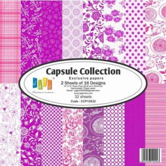 Capsule collection - Jag's Paperpack
