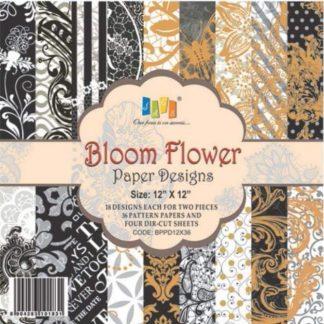 Bloom flower - Jag's Paperpack