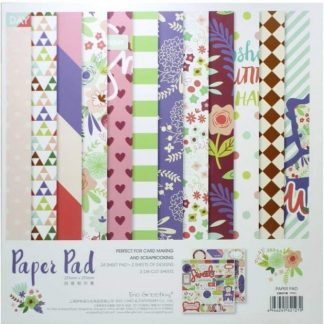 10*10 Paperpack 12