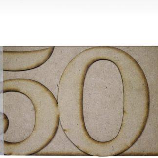 MDF Album 50 Year