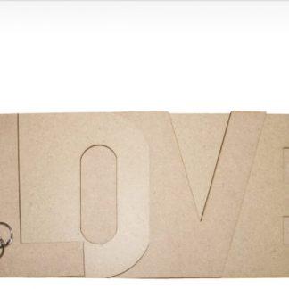 MDF Album Love 8 inch