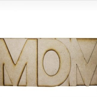 MDF Album Mom 6 inch