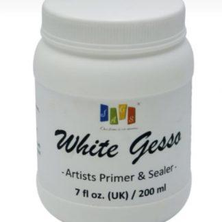 Artist Jags White Gesso 200ml 7fl oz