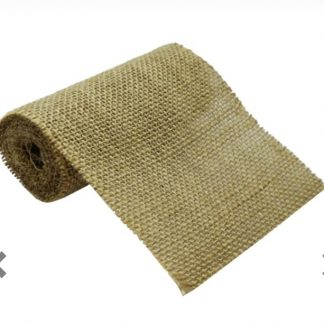 Jute Ribbon Roll Lace 5 inch