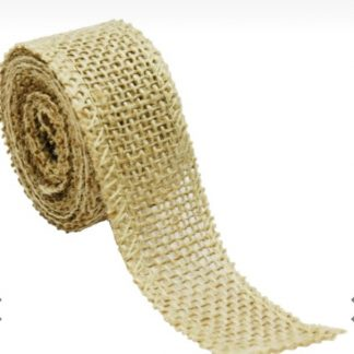 Jute Ribbon Roll Lace 1.5 inch