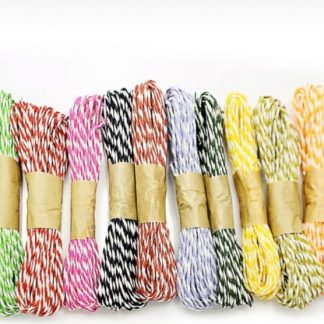 Craft Decorative Paper Rope Small Printed