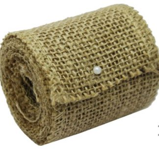 Jute Ribbon Roll Lace 2 inch