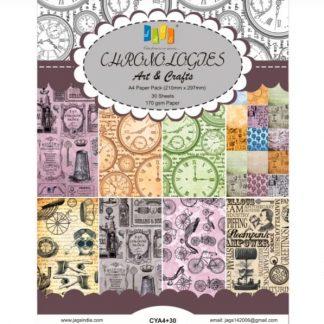 Paper Jags A4 Chronologies