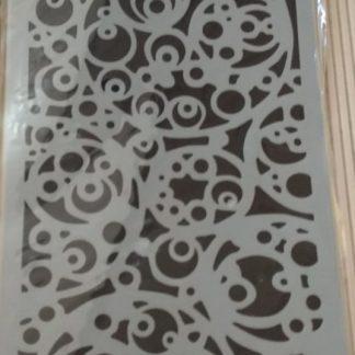Stencil 8*4 - 15