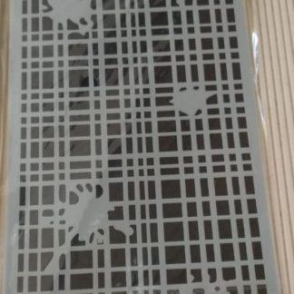 Stencil 8*4 - 13