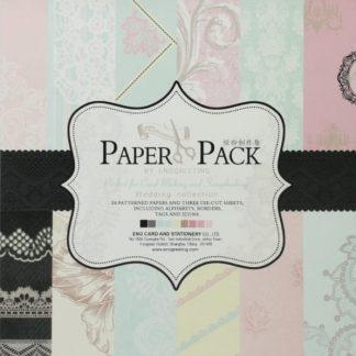 Paper Pack 6*6 Paper Designer 24 Patterned - 1