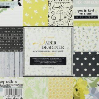 Paper Pack 6*6 Paper Designer 24 Patterned - 2