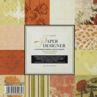 Paper Pack 6*6 Paper Designer 24 Patterned - 3