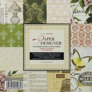 Paper Pack 6*6 Paper Designer 24 Patterned - 4