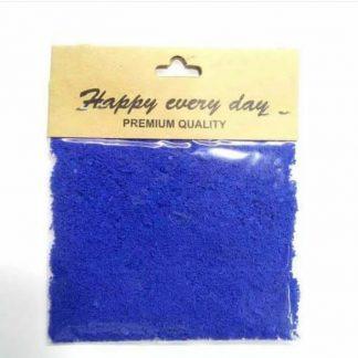 Artificial Tree Powder School Grass - Blue - 10 Grams Pack