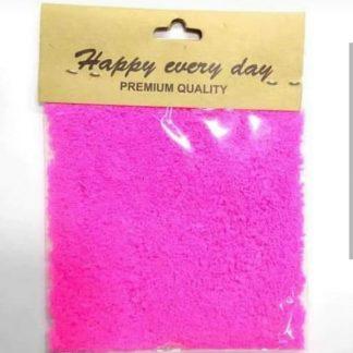 Artificial Tree Powder School Grass - Pink - 10 Grams Pack
