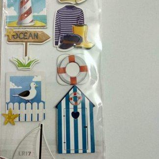 3D Sticker - 4