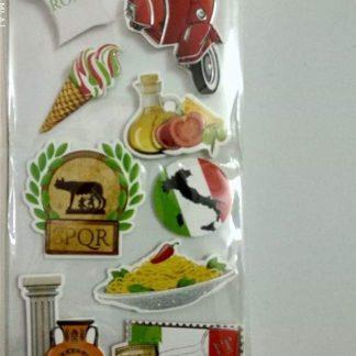3D Sticker - 2