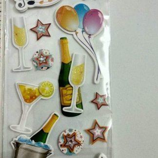 3D Sticker - 6
