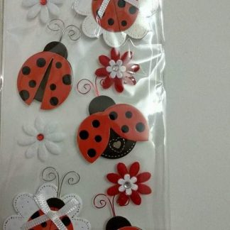 3D Sticker - 12