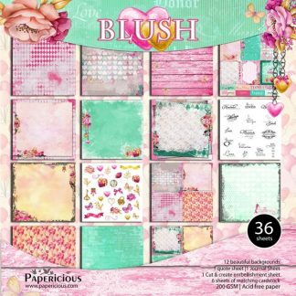 Blush - Papericious Premium Edition 12x12