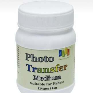 Jags Podge Photo Transfer Fabric 114 gms