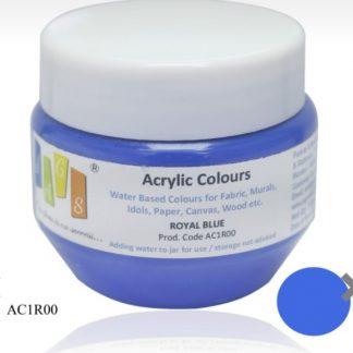 Acrylic Colour 75 gms Royal Blue
