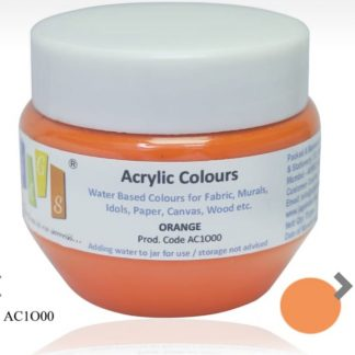 Acrylic colours