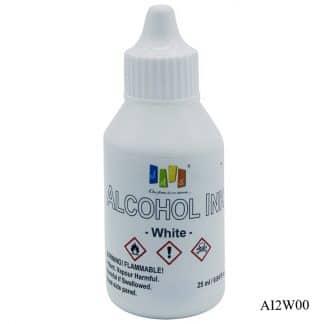 Alcohol inks white 25 ml