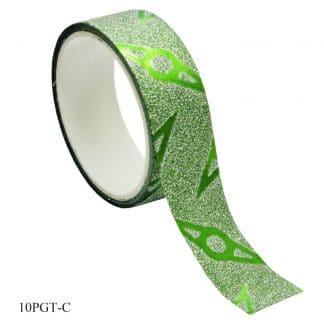 Craft Glitter Tape Small 10x50 50pcs Box 10PGT-C