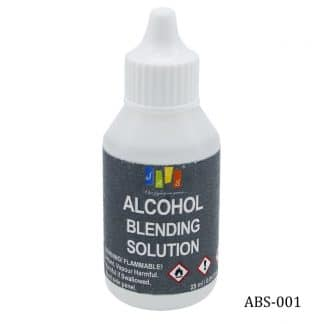 Alcohol blending solution