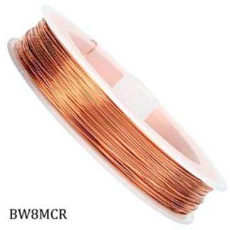 Beading Wire No.1 8M Coper BW8MCR