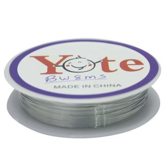 Beading Wire No.2 8M Silver BW8MS