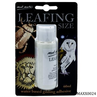 Leafing Size Mont Marte Water Based 60ml MAXX0024