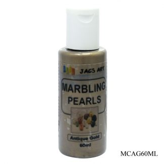 Marbling Colours Antique Gold MCAG60ML