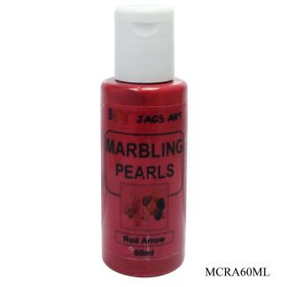 Marbling Colours Red Arrow MCRA60ML