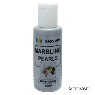 Marbling colours Silver Lining MCSL60ML