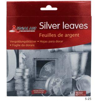 Silver Leaves Feuilles De Argent S-25