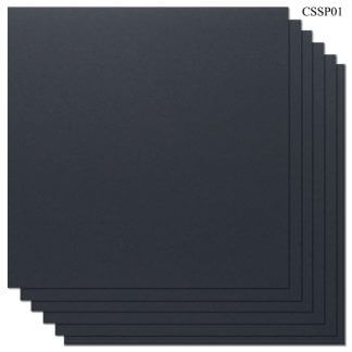 Card Stock Paper Black 12X12 300Gsm CSSP01