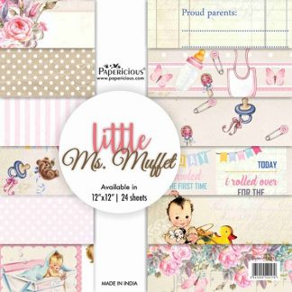 Little Ms Muffet - Papericious Designer Edition