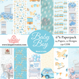 Paperpacks for scrapbooking