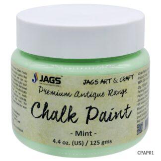 Chalk Paint Antique Premium Mint 125ML CPAP01