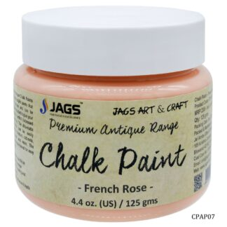 Chalk Paint Antique Premium FrenchRose 125MLCPAP07