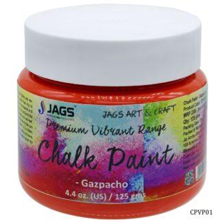Chalk Paint Vibrant Premium Gazpacho 125ML CPVP01